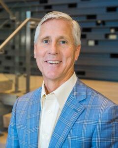 John Olsson, Charles Durham Award Winner 2020